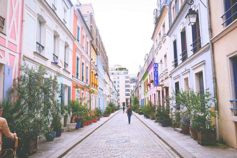 Paris saturday 2