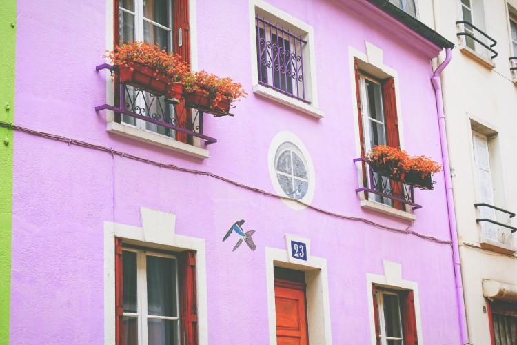 Paris saturday 9